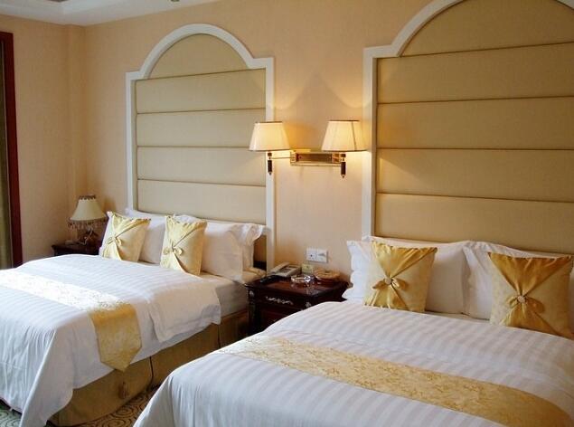 广州增城高滩温泉度假酒店客房