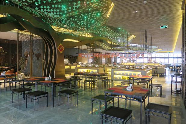 广州从化碧泉空中温泉酒店西餐厅1