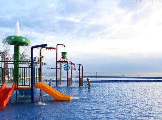 三亚哈曼度假酒店儿童乐园