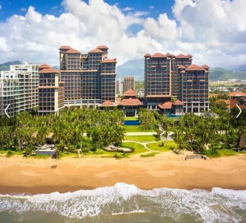 三亚湾君澜迎宾海景度假酒店