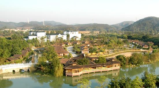 恩平锦江温泉度假村