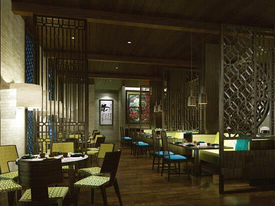 广州从化都喜泰丽温泉度假酒店中餐厅