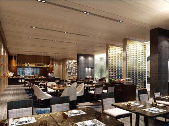 广州从化都喜泰丽温泉度假酒店西餐厅