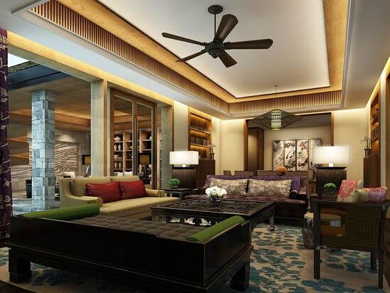 广州从化都喜泰丽温泉度假酒店客厅