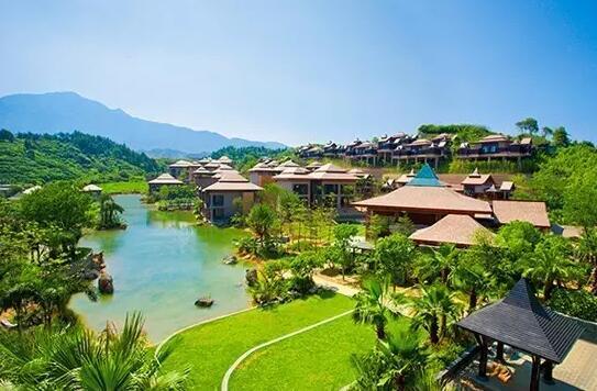 广州从化都喜泰丽温泉度假酒店