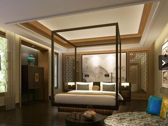 广州从化都喜泰丽温泉度假酒店豪华客房