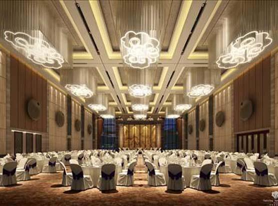 增城三英温泉度假酒店会议室