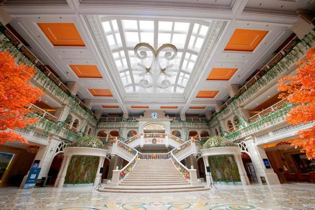 河源巴伐利亚庄园温泉度假酒店酒店大堂